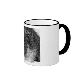 Cute sad Dachshund Puppy Mug