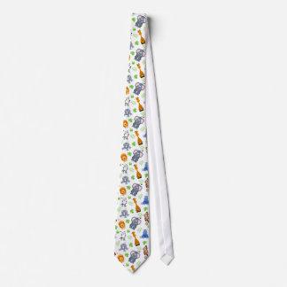 Cute Safari Tie