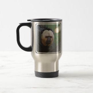Cute Saki Monkey Coffee Mug
