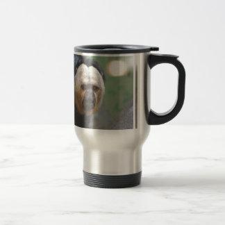 Cute Saki Monkey Coffee Mugs