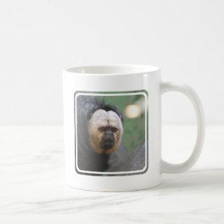 Cute Saki Monkey Mug