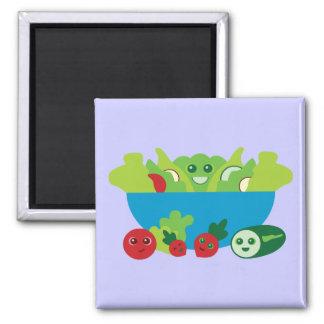 Cute Salad Magnet