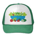 Cute Salad Trucker Hat
