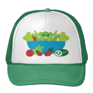 Cute Salad Trucker Hat
