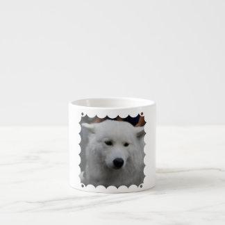 Cute Samoyed Specialty Mug Espresso Mugs