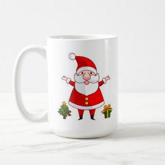 Cute Santa Christmas Classic Coffee Mug