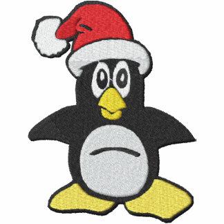 Cute Santa Christmas Penguin