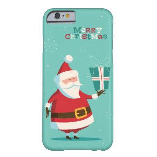 Cute Santa Claus Merry Christmas iPhone 6 Case