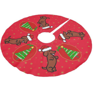 Cartoon Christmas Tree Skirts Zazzle About 2% of these are christmas decoration a wide variety of animated tree skirt options are available to you, such as print method, christmas item. zazzle