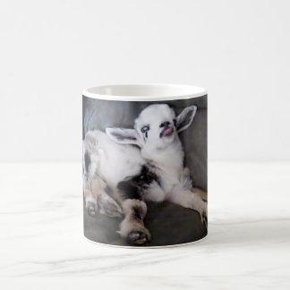 Cute Sassy Goat kid Coffee Mug