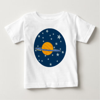 Cute Saturn Baby Tees