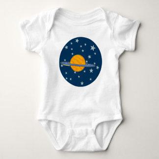 Cute Saturn Infant Shirt