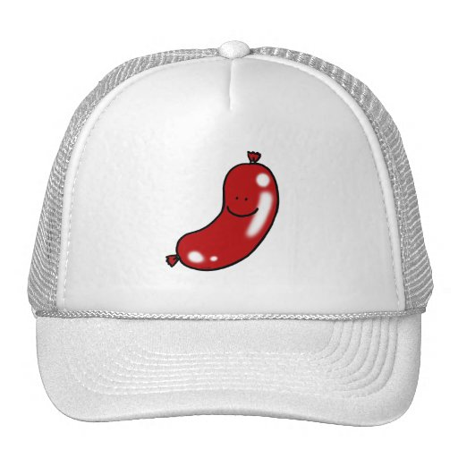 Cute sausage hat