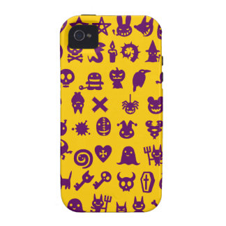 Cute Scary Monsters iPhone 4 Cases