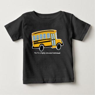 Cute School Bus T-Shirt - Baby - Toddler - Kids