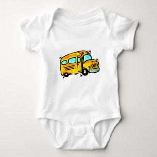 Cute School Bus T-shirts