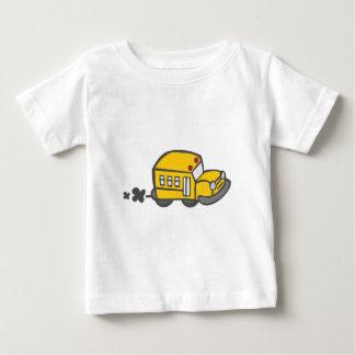 Cute School Bus Tee Shirts