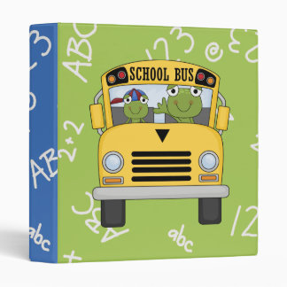 Cute School Notebook Binder