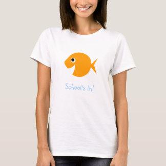 Cute School Teacher's Back To School T-Shirt