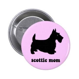 Cute Scottie Pin