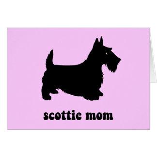 Cute Scottie Greeting Cards