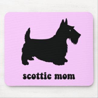 Cute Scottie Mouse Pad