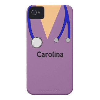 Cute Scrubs Nurses Personalized iphone 4g Case