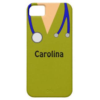 Cute Scrubs Nurses Personalized iphone 5g Case