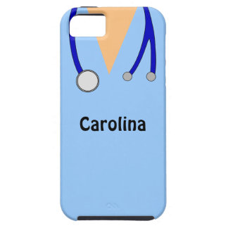 Cute Scrubs Personalized Medical iphone 5 Cover