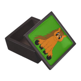 Cute Scruffy Pony Premium Gift Box
