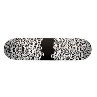Cute Scull Skater Skate Deck