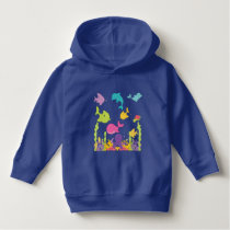Cute Sea Animals Hoodie