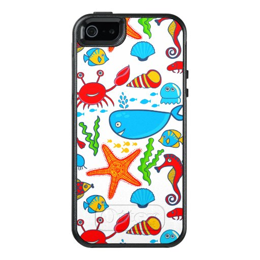 getting photos off iphone sea animals otterbox iphone 5 5s se zazzle 1902