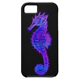 Cute Sea Horse Marine-life Art Cell Phone Case iPhone 5 Covers
