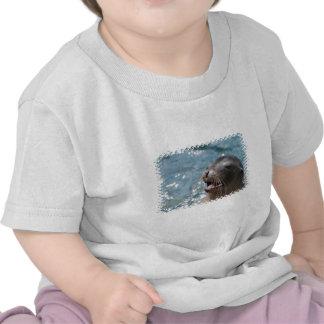 Cute Sea Lion  Baby T-Shirt