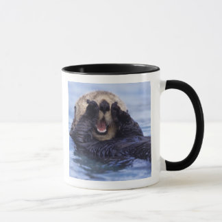 Cute Sea Otter | Alaska, USA Mug