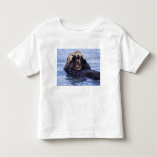 Cute Sea Otter | Alaska, USA Toddler T-shirt