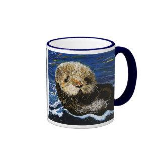 Cute Sea Otter Mug