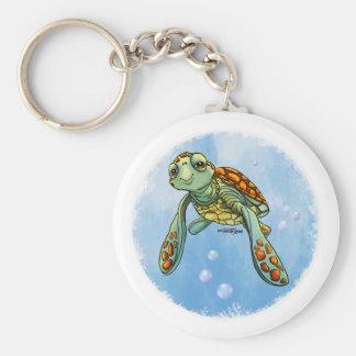 Cute Sea turtle keychain