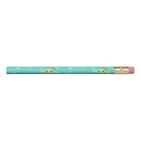 Cute Sea Turtle Pencil