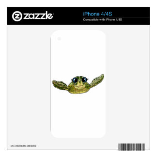 Cute sea turtle skins for iPhone 4S