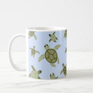 Cute Sea Turtles Coffee Mug