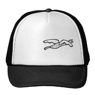 Cute Seagull; Cool Trucker Hat