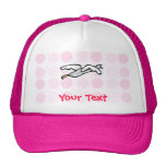 Cute Seagull Mesh Hats
