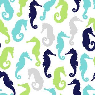 Cute Seahorse Pattern
