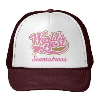 Cute Seamstress Trucker Hat