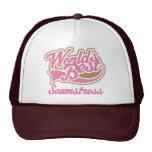 Cute Seamstress Mesh Hat