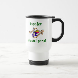 Cute Seamstress Mug