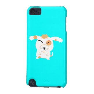 Cute shaggy dog iPod touch 5G cover