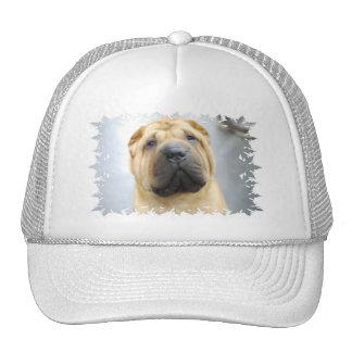 Cute Shar Pei  Baseball Hat